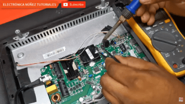 Reparar Main TV Haier